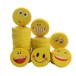 24 Pièces Ensemble Gomme Emoji | Beyond Dreams Gommes à Emoticône qui Rit pour Enfants | Cadeau d'Anniversaire de Retour | Gomme Colorées et Drôles | petits cadeaux anniversaire enfant | cadeau pour pochette anniversaire | remplir le sac-cadeaux | ad image 2 produit