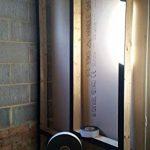 acoustique/isolation phonique ruban adhésif résistant–Largeur: 25mm x 5mm d'épaisseur x longueur de 10m de la marque Reemo image 1 produit