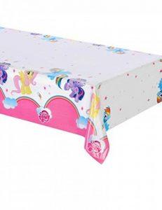 AEC EM855 Nappe en Plastique My Little Pony, 1,2 m x 1,8 m de la marque AEC image 0 produit