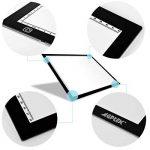 AGPtek LEGERE Tablette Lumineuse - LED Pad Pour Dessiner - Plaque Avec Luminosité Réglable (A3) de la marque AGPTEK image 2 produit