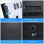 Anpro A4 LEDBoîte LumineuseUSB Lightbox avec 96Lettres et Symboles usbcâbleboite à lumière de 30cm x 22cm x 5.5cm pour décorerChambre Mariage Fête Anniversaires-3W, 5V de la marque Anpro image 4 produit