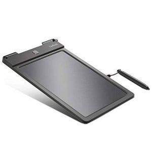 Ardoise Graphique d'Écriture LCD – Daffodil WT100 – Tablette 9'' Noir Numérique Digital - Tableau Électronique Écologique avec Stylo Double Sens Effaçable avec Protection Anti-Effacement de la marque Daffodil image 0 produit