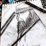 art dessin crayon TOP 3 image 4 produit