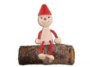 Artisan du Jura - Côté déco - Pantin en bois Pinocchio de la marque Artisan du Jura image 0 produit