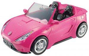 Barbie - DVX59 - Cabriolet Rose de la marque Barbie image 0 produit