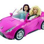 Barbie - DVX59 - Cabriolet Rose de la marque Barbie image 1 produit