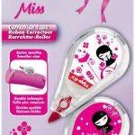 BIC Deutschland Tipp-Ex 896033 Rouleau correcteur Mini Pocket Mouse Miss 5 m x 5 mm Lot de 2 de la marque Tipp Ex image 2 produit