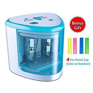 Bolokin taille-crayons électrique portable USB et piles Aiguise les Crayons Heavy Duty Taille-crayon automatique électrique de la marque Bolokin image 0 produit