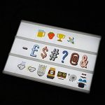 boîte lumineuse TOP 9 image 4 produit