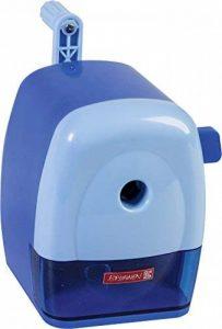 Brunnen Colour Code Taille-crayon 102987233Manivelle, avec étau de table, pour épaisseur et fines jusqu'à 11,5mm) Bleu/Bleu azur de la marque Brunnen image 0 produit