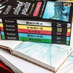 Colore - Crayons d'Édition dictionnaire - Ensemble de 60 crayons de couleur Prime Pré-taillés pour dessiner des pages à colorier - Un super équipement d'art scolaire pour enfants et adultes - Livres à colorier - 60 couleurs vibrantes de la marque Coloured image 1 produit