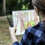 Colore Crayons de couleur - Ensemble de 72 crayons de couleur prime Pré-taillés pour dessiner des pages à colorier - Un super équipement d'art scolaire pour enfants et adultes - Livres à colorier- 72 couleurs de la marque Colore image 6 produit
