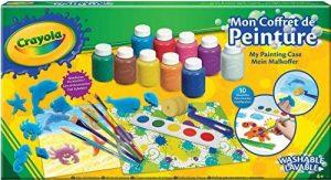 Crayola 54-9039-e-000 Kit de Loisir créatif mallette de peinture refresh de la marque Crayola image 0 produit
