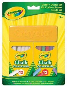 Crayola - 98268 - Kit Craies et Brosses - Loisir Créatif de la marque Crayola image 0 produit