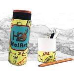 Crayon de Croquis Crayons de Dessin, Ho! Art Set de Esquisse Artiste Outils avec Rouleau Sac Inclus Gomme Crayon, Boîte-cadeau Cadeau Parfait Outil Pour Artiste de la marque Ho! Art image 1 produit