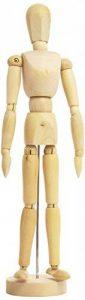 Daler Rowney 806914012 - Kit De Loisirs Créatifs - Mannequin/pantin - 30 Cm de la marque Daler Rowney image 0 produit