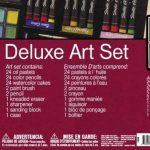Darice 1103-08 Ensemble d'Artiste Professionnel Acrylique Multicolore 36,8 x 23,1 x 7,4 cm de la marque Darice image 2 produit