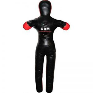 Ddm Mma Top Quality Grappling Dummy Mma Wrestling factices Punching judo Arts Martiaux 47 pouces en carnet de la marque Ddm Mma image 0 produit