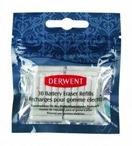 Derwent Boîte de 30 Gommes (Blanc) de la marque DERWENT image 0 produit