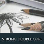 Derwent Graphic Crayons Boîte de 24 de la marque DERWENT image 4 produit