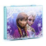 Disney – La Reine des Neiges – Mallette de Coloriage - 52 Pièces de la marque La Reine des Neiges image 1 produit
