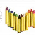 Dress up America 12 Couleur Visage Sûr & Non-Toxique Crayons Visage et Corps - Maquillage d'Halloween de la marque Dress up America image 3 produit