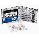 """FABER-CASTELL Kit """"Manga"""" PITT Artist débutant 8 pieces Stylo/Crayon/Modèle/Bloc de la marque Faber-Castell image 2 produit"""