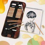 fusain crayon dessin TOP 6 image 3 produit
