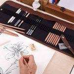 fusain crayon dessin TOP 6 image 4 produit