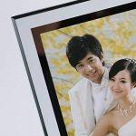 Giftgarden Cadre Photo 13x18 CM Lot de 2 Transparent Cadres en Verre à Poser de la marque Giftgarden image 2 produit