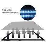 Huion LED Luminosité Réglable Light Pad Table Lumineuse Tablette Lumineuse Dessin A3 en Panneaux Acryliques de la marque HUION image 4 produit