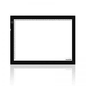 HUION Table lumineuse LED Luminosité ajustable Format A4 36x 27cm de la marque HUION image 0 produit