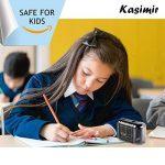 Kasimir Taille Crayon Electrique professionnel Batterie Automatique Taille Crayon électrique Portable Pour Les Enfants étudiants Artiste Designer Au Bureau De L'école -Noir de la marque Kasimir image 6 produit