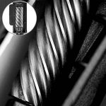Kasimir Taille Crayon Electrique professionnel Batterie Automatique Taille Crayon électrique Portable Pour Les Enfants étudiants Artiste Designer Au Bureau De L'école -Noir de la marque Kasimir image 3 produit