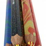 "KOH-I-NOOR Magic 3406 Jumbo Special Crayons de Couleur Effet Magique Creative Sense + Taille Crayon / Gomme ""intervisio(R)"" Bundle de la marque intervisio image 2 produit"