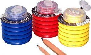 KUM 1052621 442 Taille-crayons double Pour gaucher (Import Allemagne) de la marque KUM image 0 produit