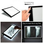LED Drawing Sketching Board, A3 / A4 Super Thin Light Pad Tracing Copier Light Box avec 3 niveaux de luminosité réglable Touch Dimmer Lightbox pour le dessin, l'architecture, l'application d'animation de la marque BEECOCO image 2 produit