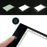 Led Tablette Lumineuse, A4 Super Mince Décalquer LED Copy Plaque avec Luminosité Réglable pour Dessiner Tatouage Esquisse Architecture Calligraphie Artisanat de la marque Stone TH image 3 produit