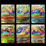 Lot de 100 cartes Pokemon TCG avec 80 cartes EX et 20 cartes MEGA [langue anglaise] de la marque Mega-EX-Cards image 2 produit