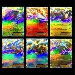 Lot de 100 cartes Pokemon TCG avec 80 cartes EX et 20 cartes MEGA [langue anglaise] de la marque Mega-EX-Cards image 3 produit