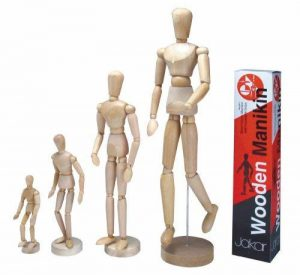 mannequin de bois TOP 0 image 0 produit