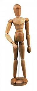 mannequin de bois TOP 1 image 0 produit