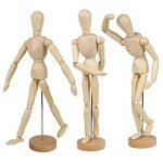mannequin de bois TOP 11 image 3 produit