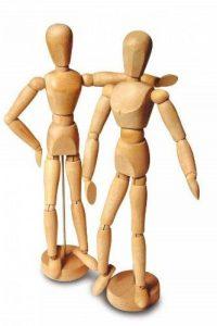 mannequin de bois TOP 3 image 0 produit
