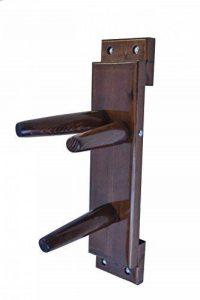 Mannequin en bois pour wing chun Noyer de la marque dummymaker image 0 produit