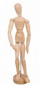 mannequin femme en bois TOP 1 image 0 produit