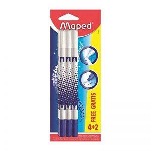 MAPED 4+2 gratuits effaceurs de la marque Maped image 0 produit