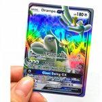 Mega EX Cards 100 pc Pokémon TCG Style Carte Holo - ex Plein Art: 20 gx + 20 Méga - + 1 Energy + 59 ex - Arts (Version Anglaise) de la marque Mega-EX-Cards image 2 produit