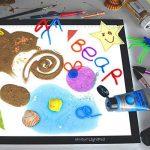 MiniSun Tablette lumineuse LED rétro-éclairé graphique ultra-plate Format A3 de la marque MiniSun image 4 produit