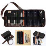 NUOLUX Crayon de croquis,Crayons de dessin Set avec boîtier, 30pcs(Random Pattern) de la marque NUOLUX image 2 produit